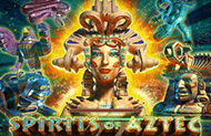 Spirits of Aztec играть с бонусами